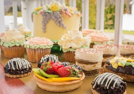 Vermont Wedding Desserts