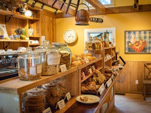 Dorset Bakery Interior