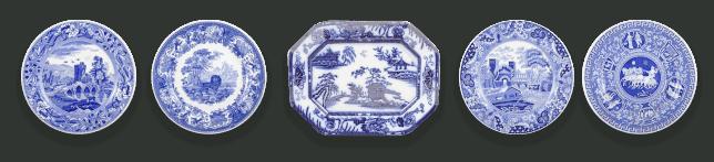 Dorset Bakery Plates